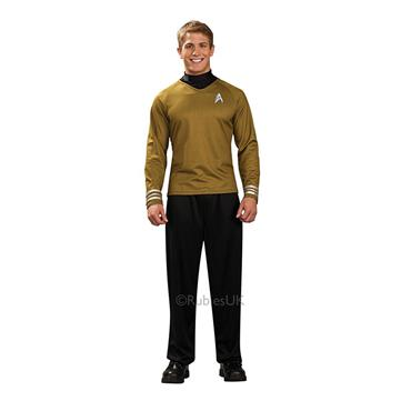 Star Trek Gold Shirt - Captain Kirk