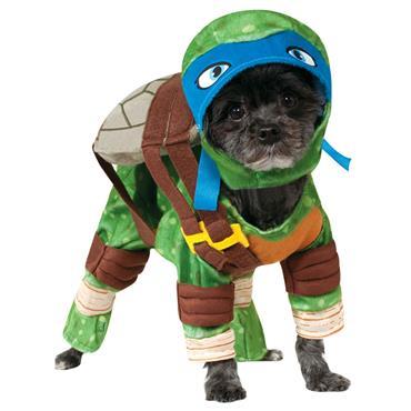 Leonardo Pet Costume