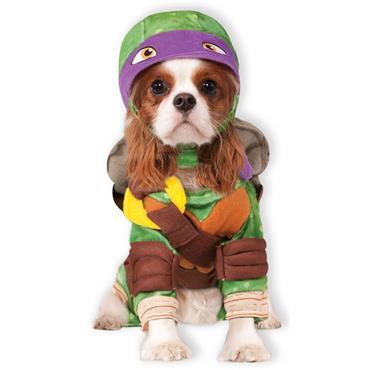 Donatello Pet Costume