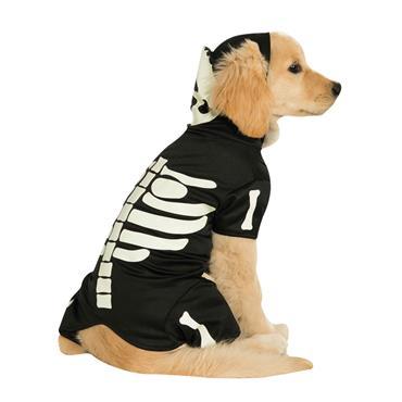 Pets - GID Skeleton Hoodie