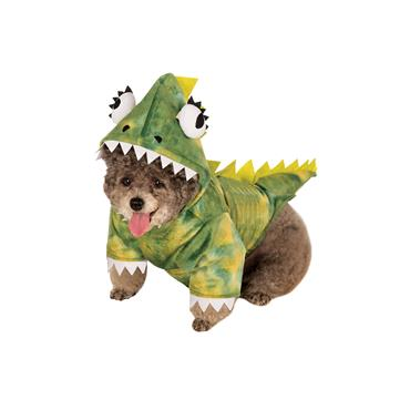 Dinosaur Green Pet Costume