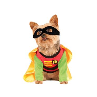 Robin Pet Costume - Batman & Robin
