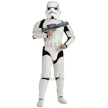 Star Wars Deluxe Stormtrooper Costume (Adult)