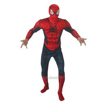 Marvel Spiderman Deluxe Costume