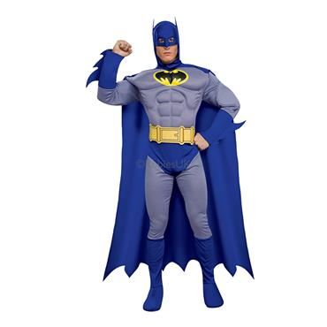 Dlx Batman Muscle Chest Costume
