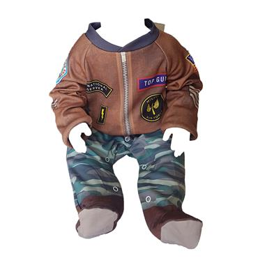 Little Top Gun - Cubbzy Costume