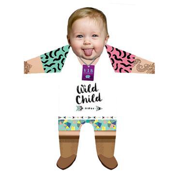 Festival Wild Child - Cubbzy Costume