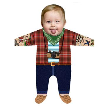 The Hipster - Cubbzy Costume