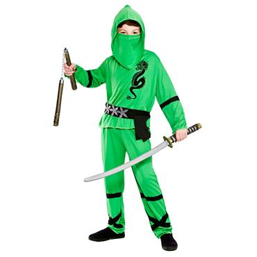 Power Ninja - Green Costume