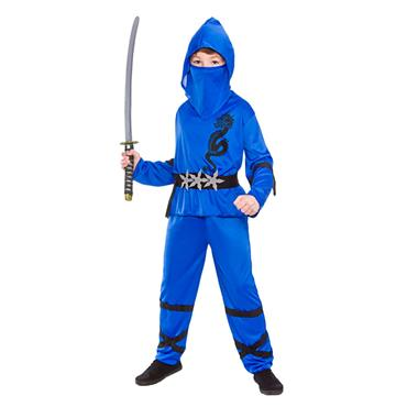 Power Ninja - Blue Costume