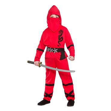 Power Ninja - Red Costume