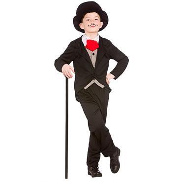 Victorian Gentleman Childs Costume