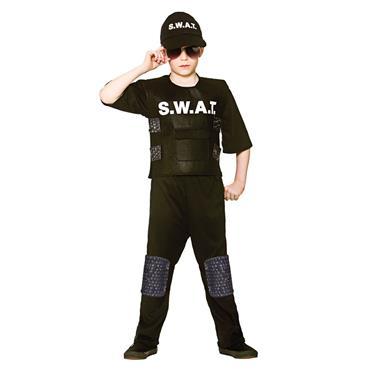 SWAT Team commander Costume