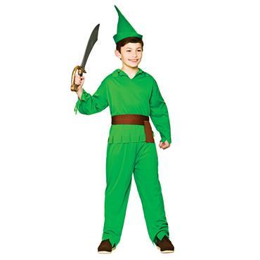 Robin Hood / Lost Boy Costume