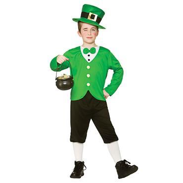 Funny Leprechaun Costume
