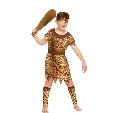 Stone Age Cave Boy Costume