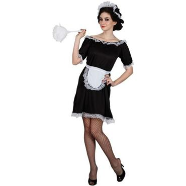 Classic French Maid -Budget Costume