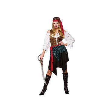 Caribbean Pirate Budget Costume