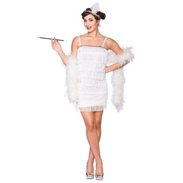 Showtime Flapper White