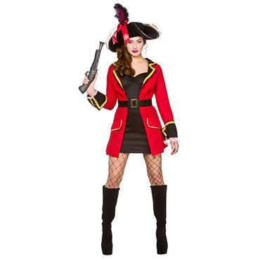 Blackheart Pirate Costume