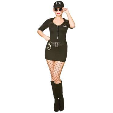 Frisky Body Inspector Costume