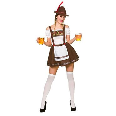 Babarian Beer Maid Costume