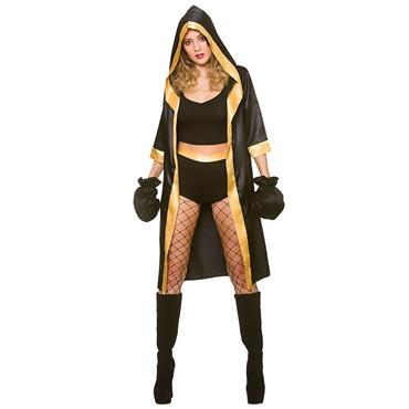 Knockout Boxer Costume