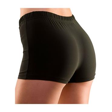 80's Hot Pants - Black