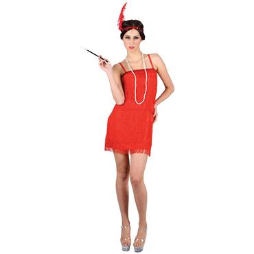 Showtime Flapper Girl - Red