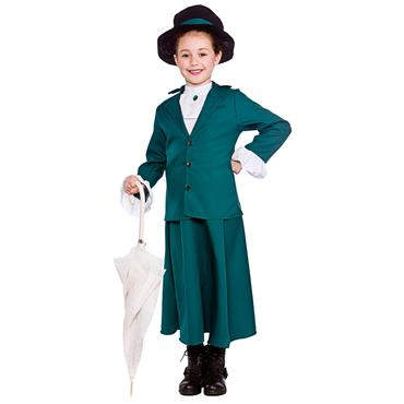 Victorian Nanny Childs Costume