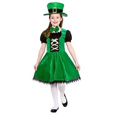 Deluxe Leprechaun Girl