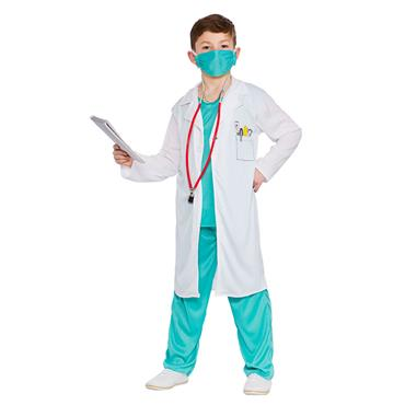 Hospital Doctor Costume (Unisex)