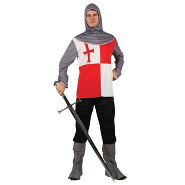 Crusader Knight Costume