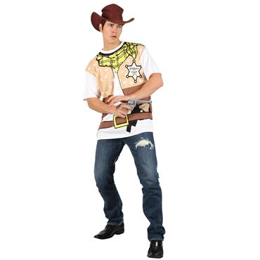 E-Z Cowboy Costume