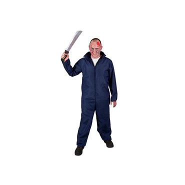 Mechanic Boiler Suit Costume