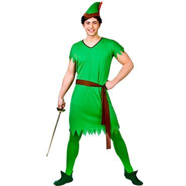 Lost Boy / Elf / Robin Hood Costume