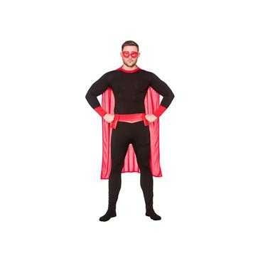 Super Hero Black/ Red