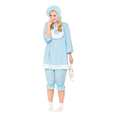 Big Cry Baby Costume - Blue