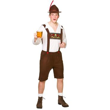 Bavarian Beer Guy Costume
