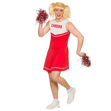 Hot Cheer Leader Costume