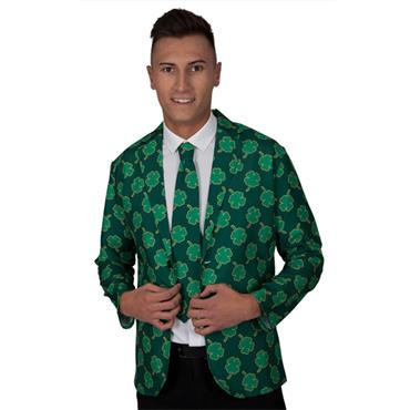 St Patrick's Jacket & Tie