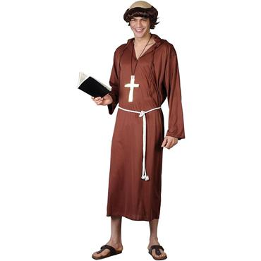 Monk of the Abbey Costume
