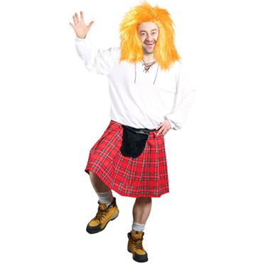 Big Jock the Crazy Scot Costume