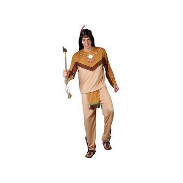 Native Indian Brave Costume
