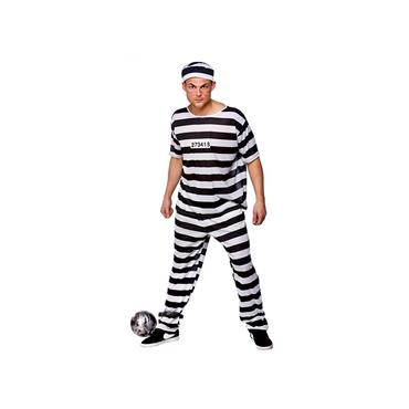 Prison Break Convict - Budget Costume