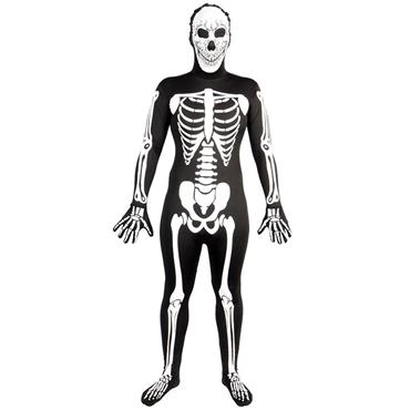 "Skeleton""Glow in the Dark""Costume"