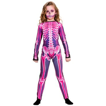 X-Ray Jumpsuit - Pink