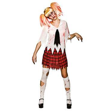 Zombie Student Costume