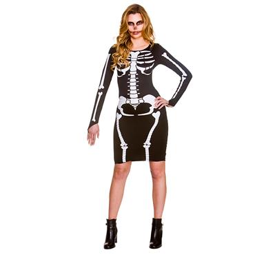 Skeleton Dress Costume