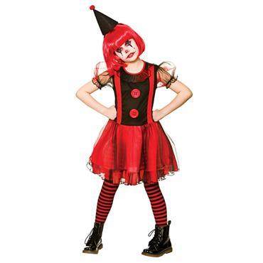 Freaky Clown Costume